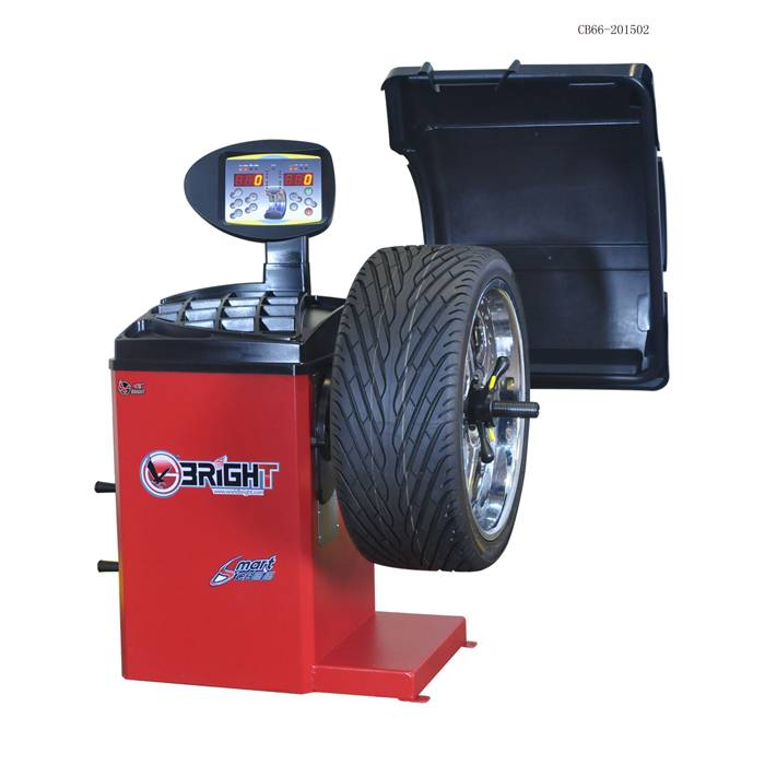 BRIGHT WHEEL BALANCER BRIGHT CB66