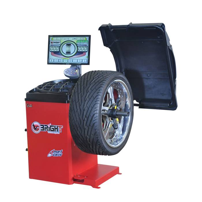 BRIGHT WHEEL BALANCER BRIGHT CB75