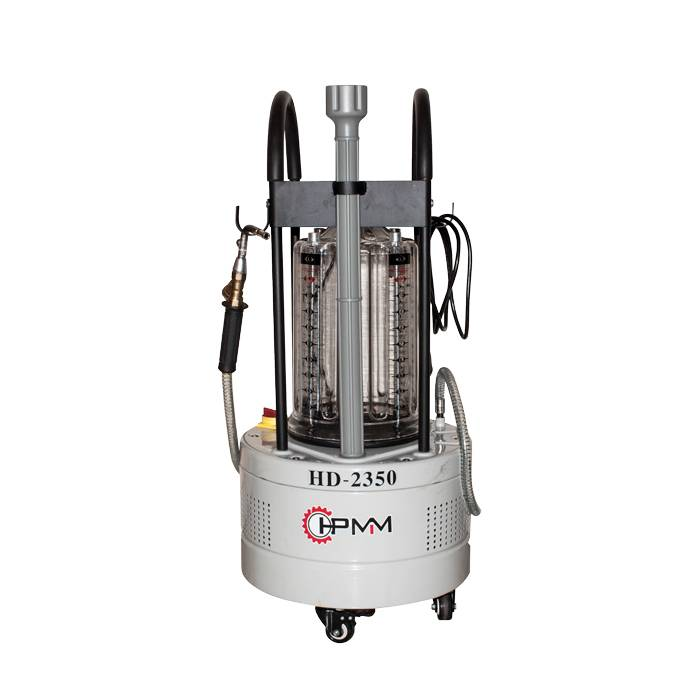 PULI & HPPM ELECTRIC OIL EXTRACTOR HD-2350
