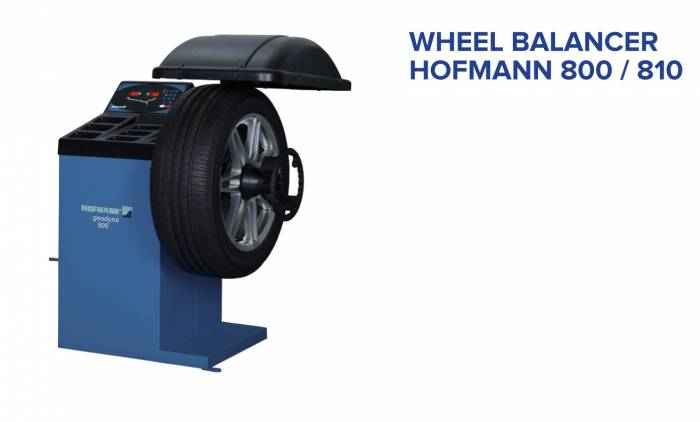 HOFMANN WHEEL BALANCER HOFMANN 800/810