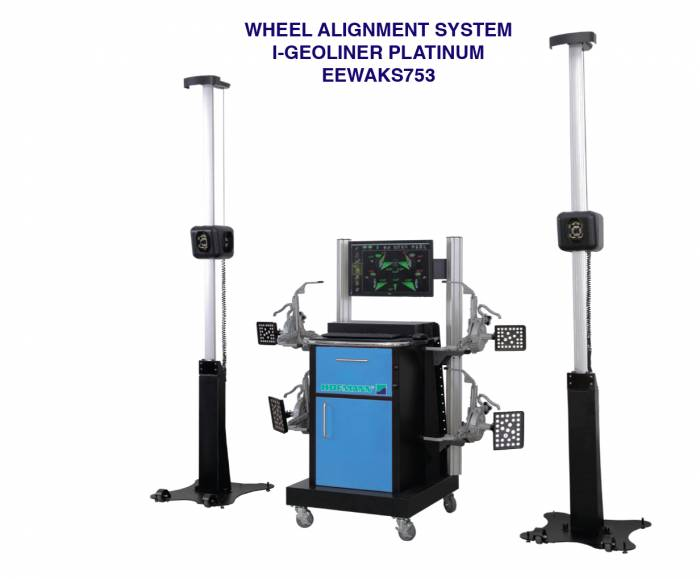 HOFMANN WHEEL ALIGNMENT SYSTEM I-GEOLINER PLATINUM EEWAKS753