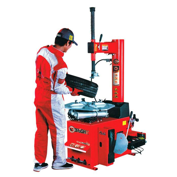 BRIGHT TIRE CHANGER BRIGHT LC 890N