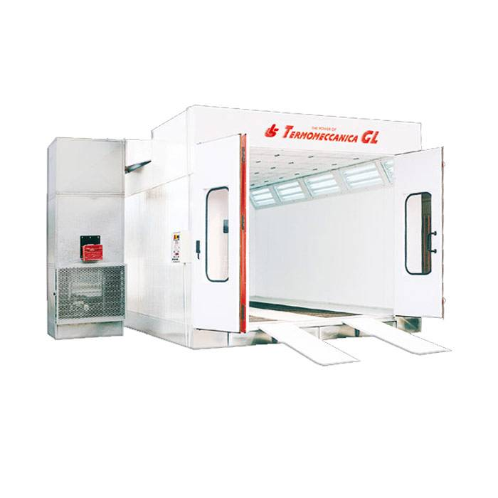 TERMOMECCANICA - GL SPRAY BOOTH GL-1