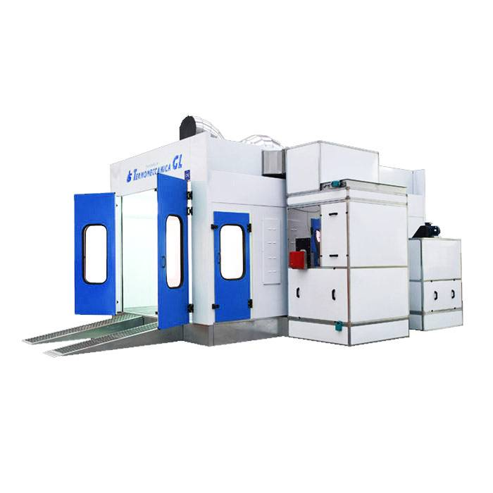 TERMOMECCANICA - GL SPRAY BOOTH GL-2