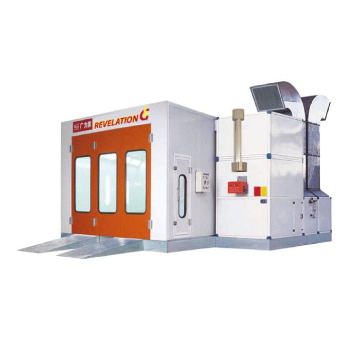 REVELATION GL SPRAY BOOTH REVELATION - GL RV-GL3