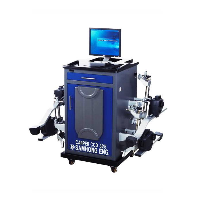 SAMHONG Wheel Alignment Carper CCD 325