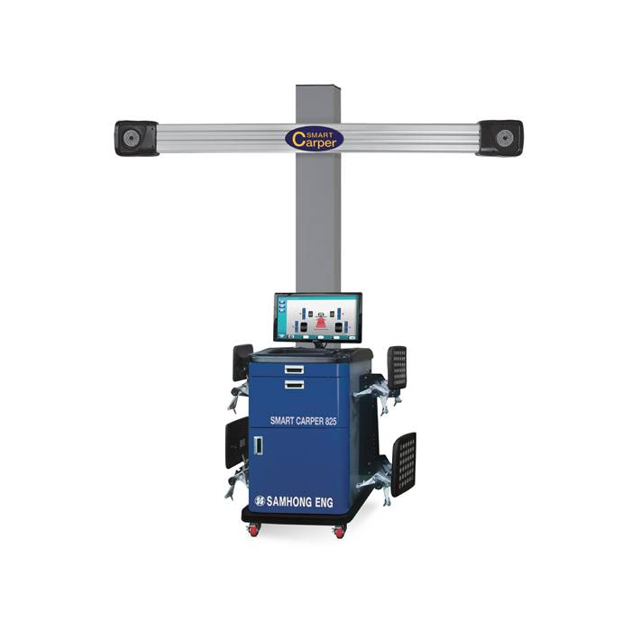 SAMHONG WHEEL ALIGNMENT CARPER CCD - 825